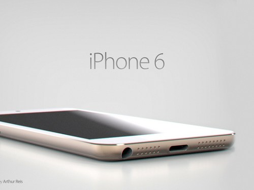 Stunning New iPhone 6 Concept With Sapphire Glass And 4.4-Inch Display