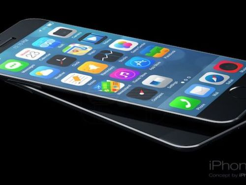 Fantastic iPhone 6 Air Concept