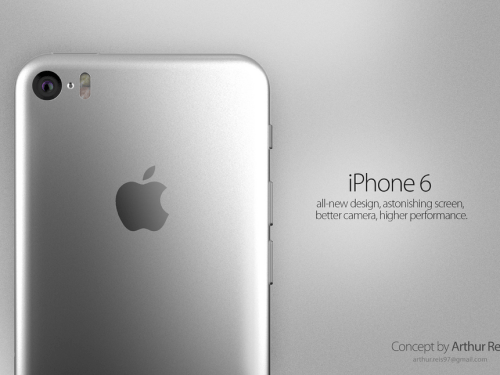 Brilliant iPhone 6 Concept Video By Ran Avni