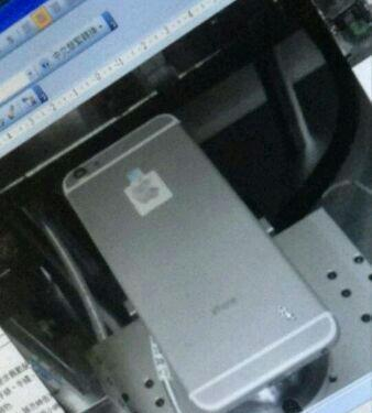 Alleged Photos of The iPhone 6 Body Surface Online