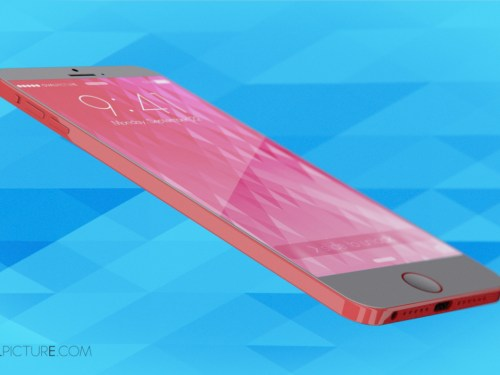 Breathtaking iPhone 6C Concept [Photos and Video]