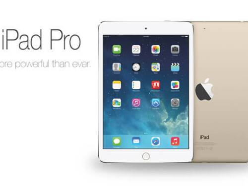 """AppleInsider: Apple's 12.9"""" iPad will feature Bluetooth stylus, Force Touch & NFC"""