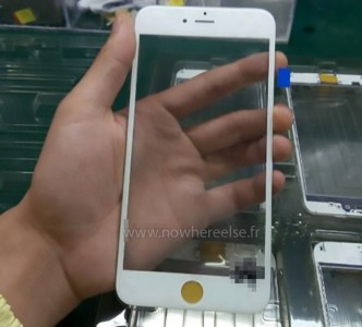 New Alleged Images of the iPhone 6s Front Panels Leaked