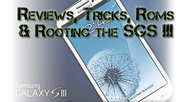 The Ultimate Video Guide for Your Samsung Galaxy S III