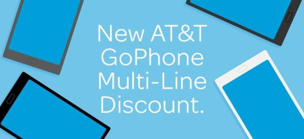 AT&T Multiple Line Discount