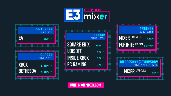 Xbox MixPot Gives E3 Freebies with Mixer