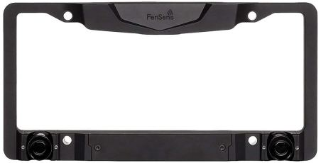 FenSens-Wireless-License-Plate-Frame