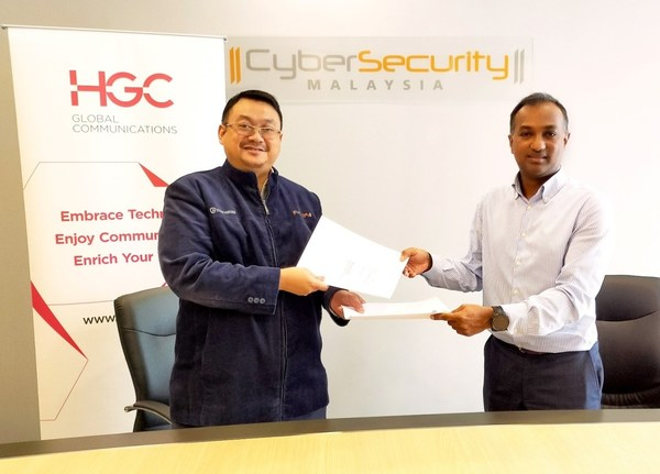HGC signs MoU with CyberSecurity Malaysia cementing national telecoms cybersecurity - TechVantage