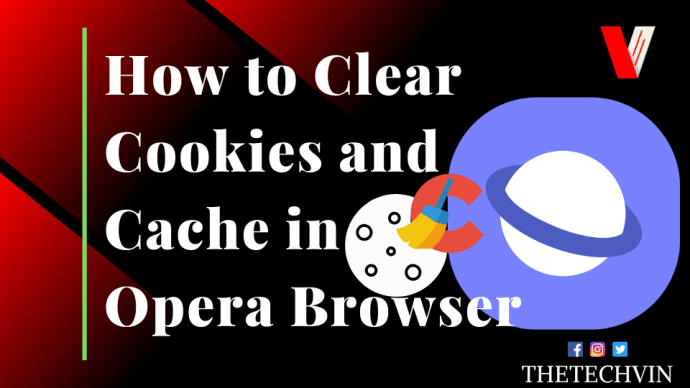 How to Clear Cookies and Cache in Samsung Internet Browser