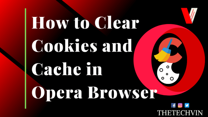 How to Clear Cookies On Opera Browser in Android Phone