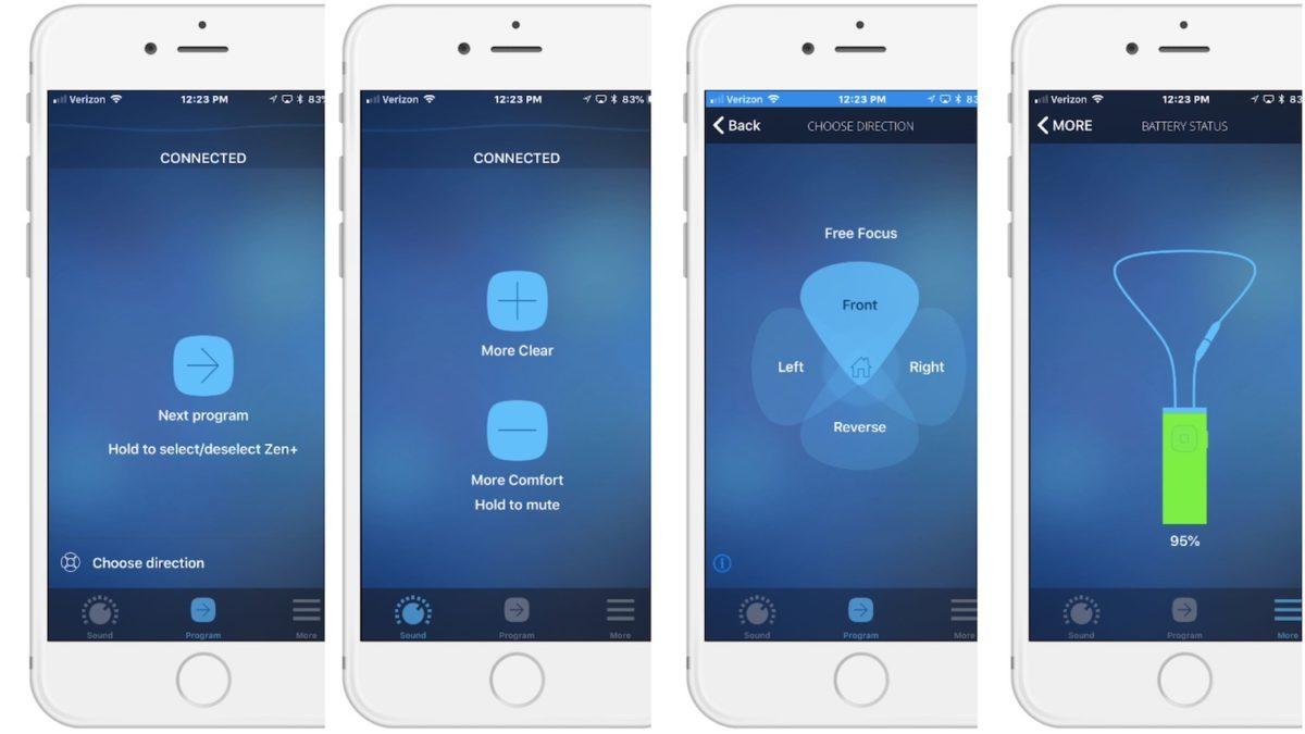Hearing Aid iPhone App