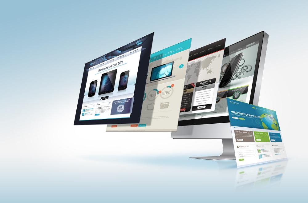 Website design builder melvindale