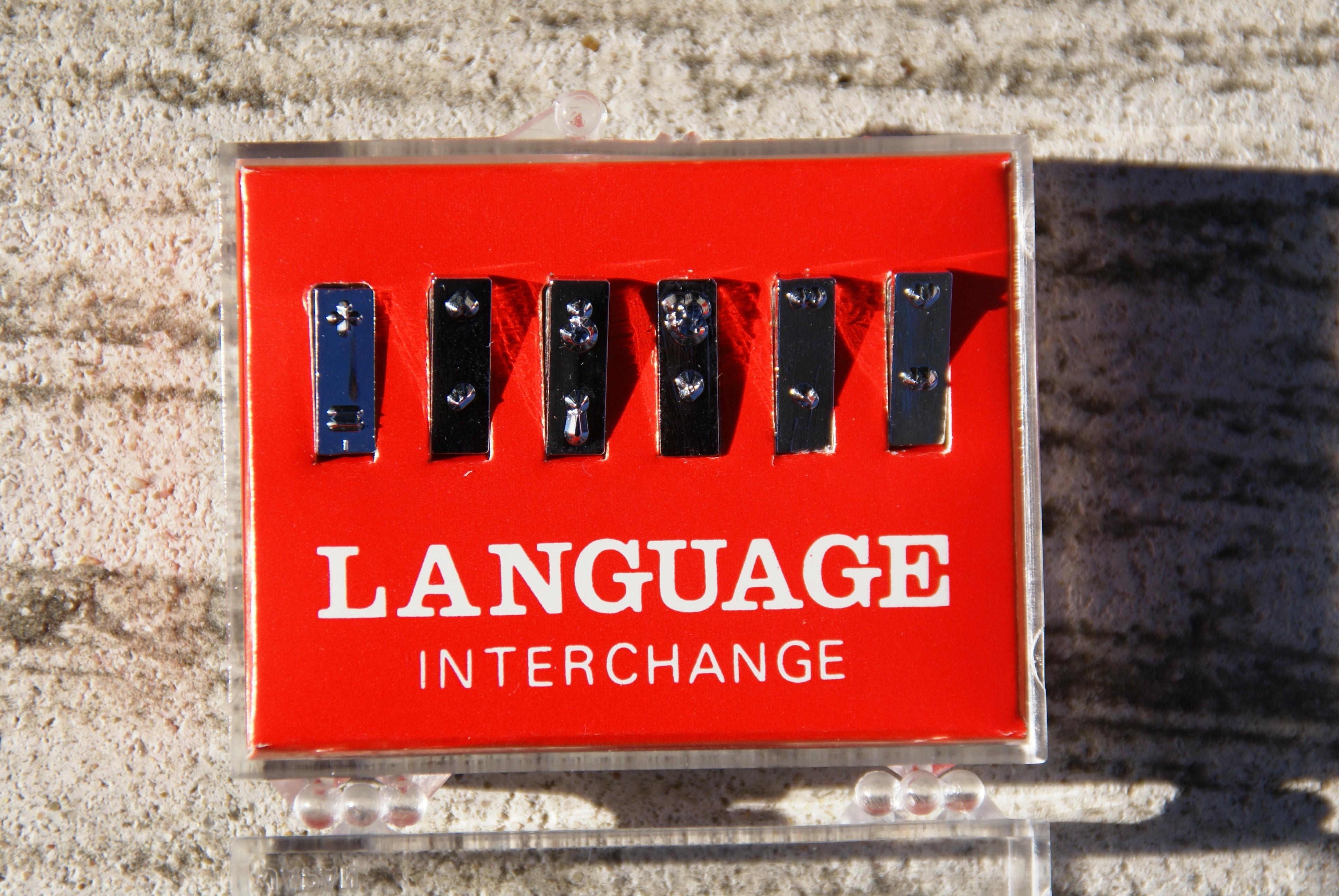 Top Tips to Make a Language Interchange Work