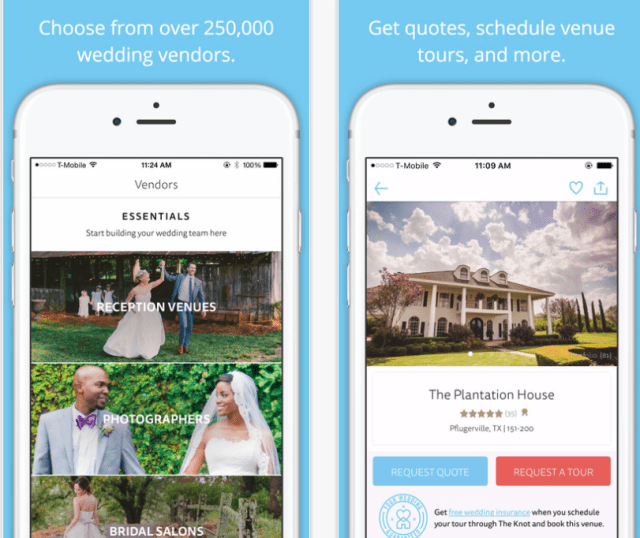 Wedding Planner Apps | These 4 Free Wedding Apps Will Save You When Planning Your Big Day