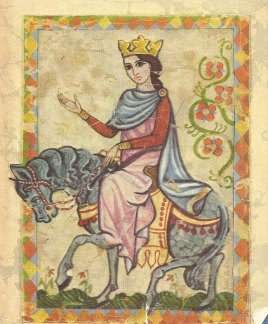 eleanor of aquitaine on crusade