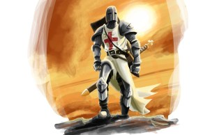 The Templars - the sort of people you'd want to find on a