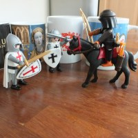 Templars and Saracens - explained by Playmobil