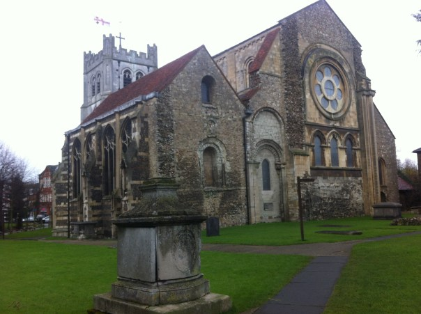 Waltham Abbey today