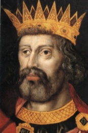 Henry III pawned his crown jewels to the Templars