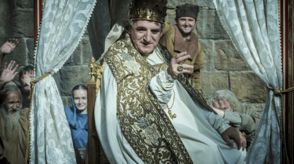 Pope Boniface VIII in Knightfall