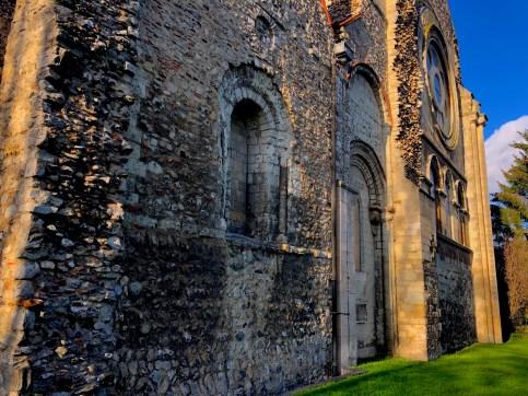 Waltham Abbey in Essex
