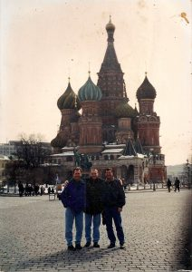 Brothers in Moscow