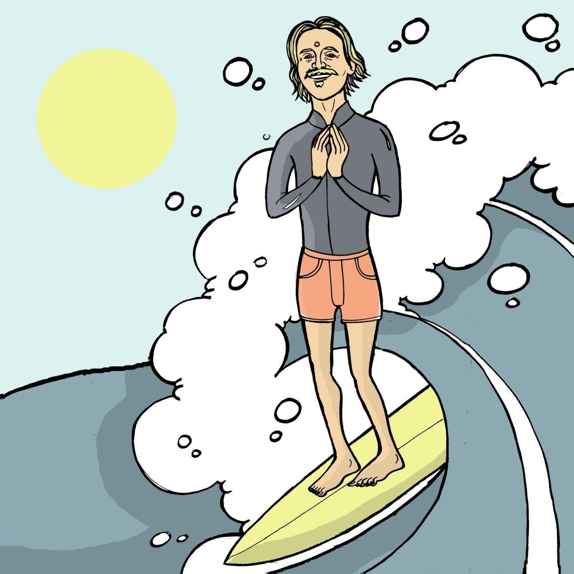 Jake Mackenzie - Drifter Surf Shop