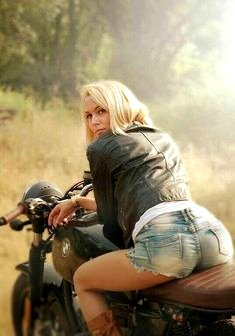 BIKER BABE RECRUITMENT AND ORGIES