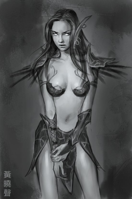 Amazon Goddess