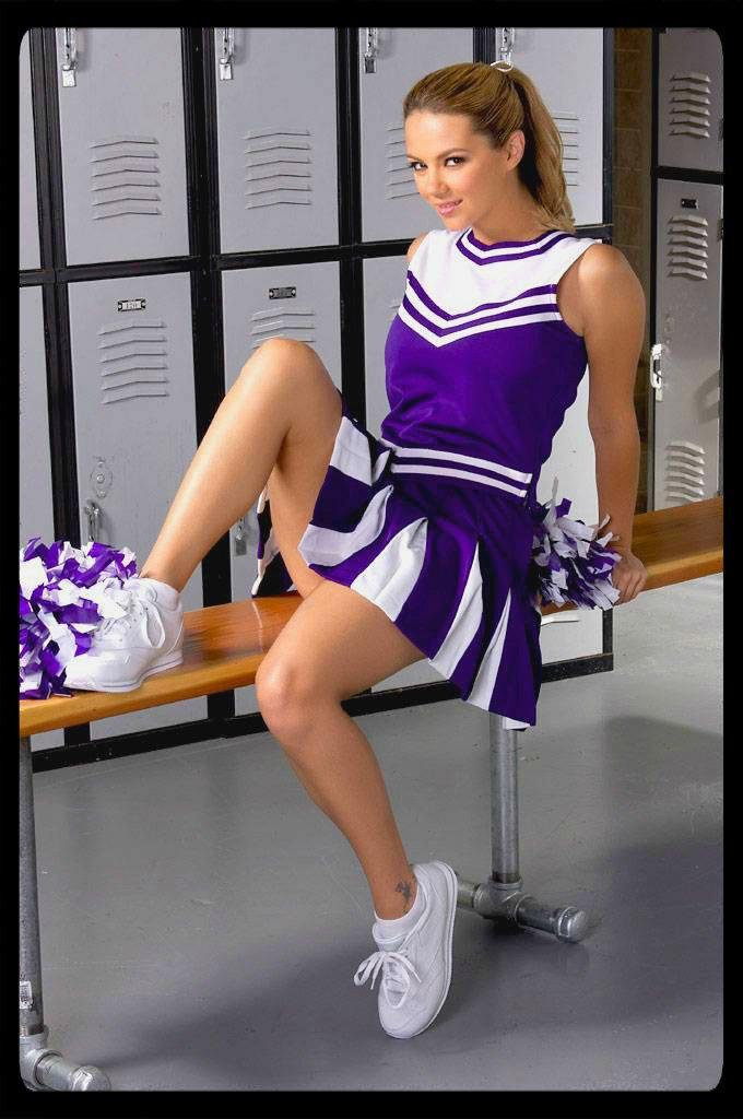 cheerleader blog