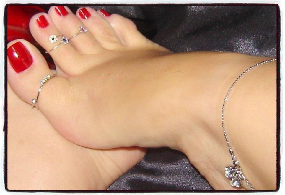 Foot Fetish Phone Sex - Ariel Worships Chloe's Feet - Part 1