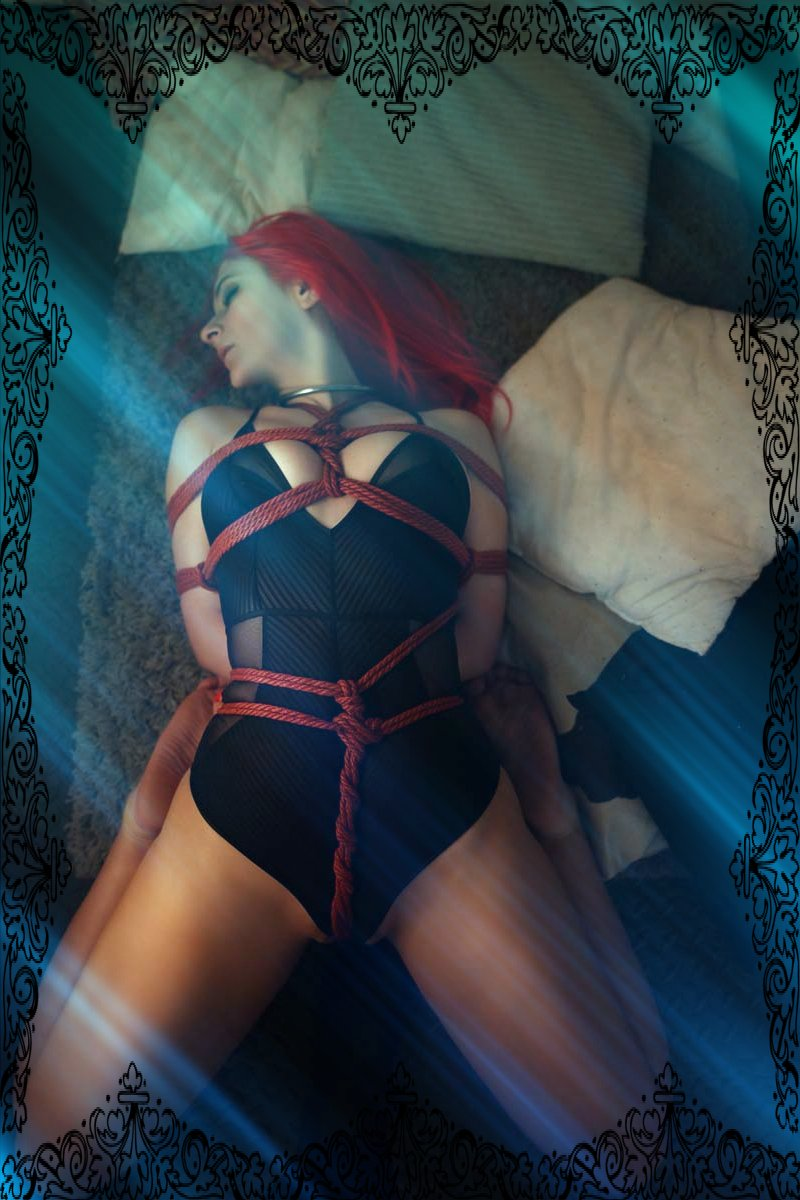 BDSM Phone Sex- Tie Up Your Slave Master- Part 1