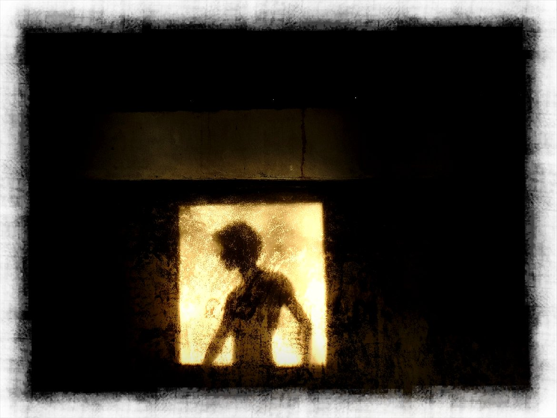 voyeurism. desire. window