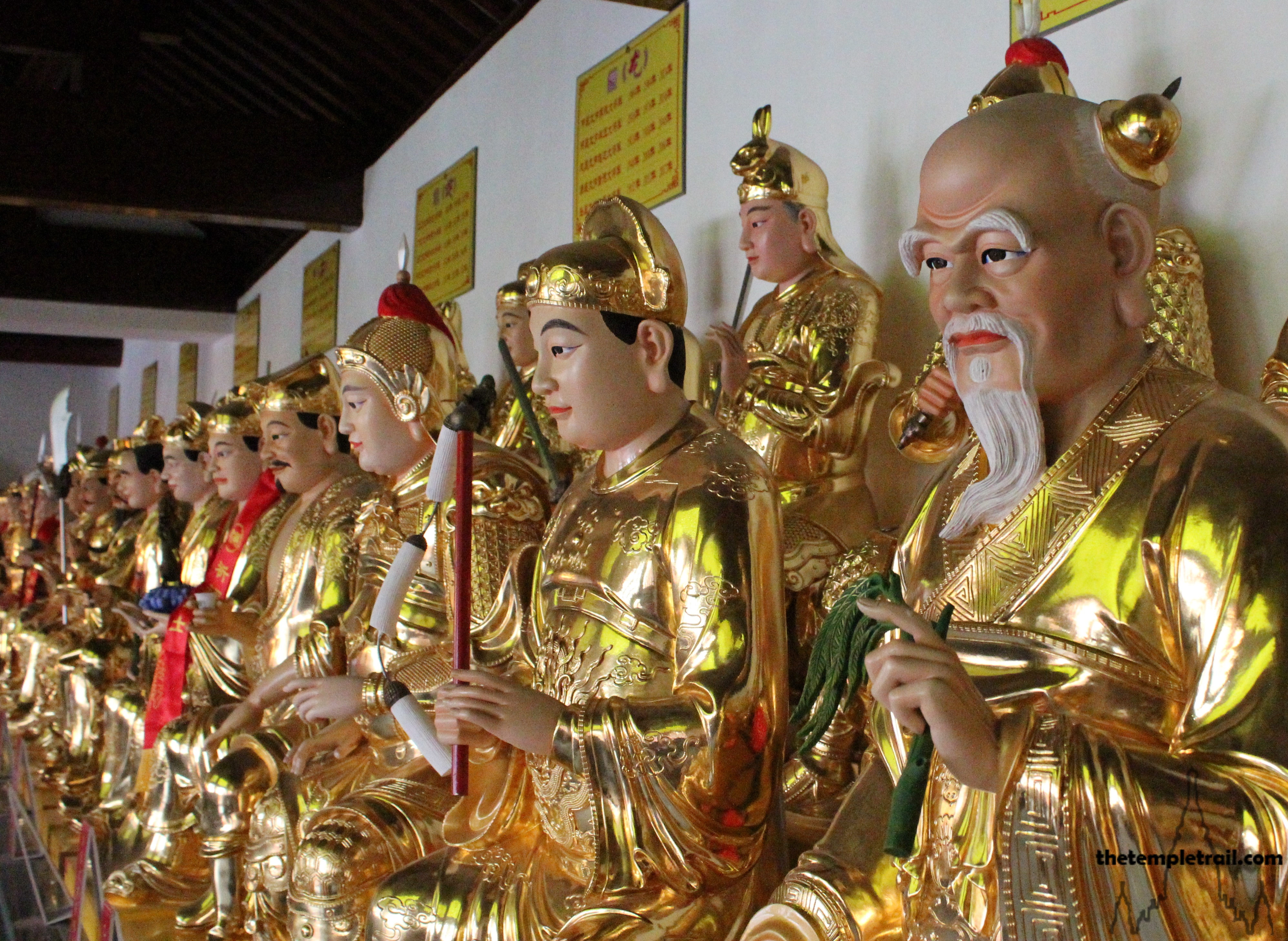 Chinese Gods 101 | The Temple Trail
