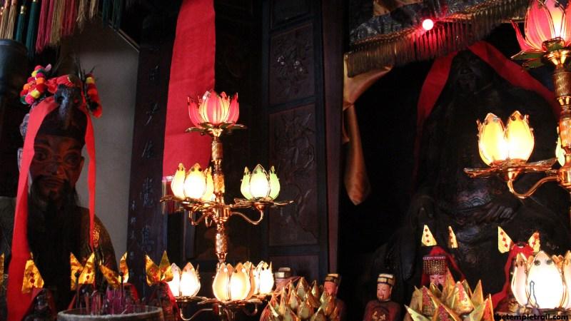 Yi Shing Temple