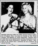 Aunt Tommye - Stranded-Milw Journal 19 Jul 1949