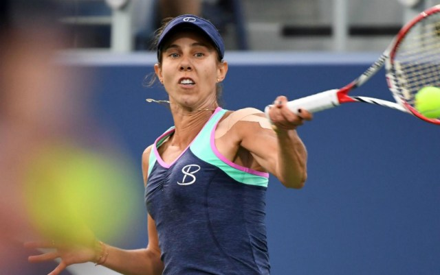 Brisbane. Mihaela Buzarnescu failed to cope with Lesia Tsurenko