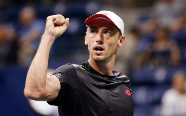 John Millman achieved victory at the start of the competition in Brisbane