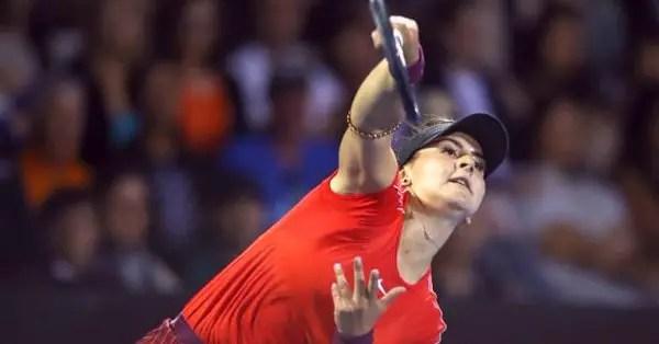 Bianca Andreescu vs. Hsieh Su-Wei | 2019 ASB Classic Semifinals (VIDEO)