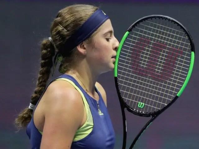 Jelena Ostapenko vs. Monica Niculescu | 2019 Shenzhen Open First Round(Video)