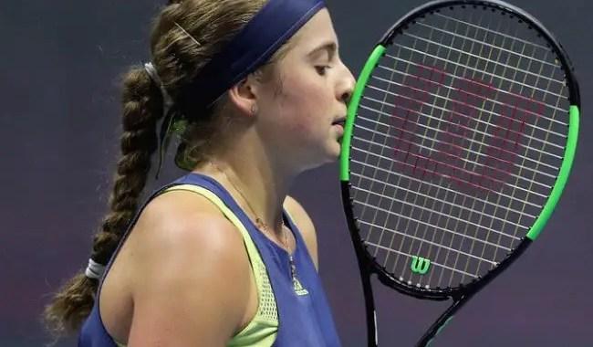 Jelena Ostapenko vs. Monica Niculescu   2019 Shenzhen Open First Round(Video)