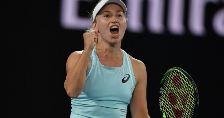 Daria Gavrilova: Azarenka – my mom's favorite tennis player, after me, of course