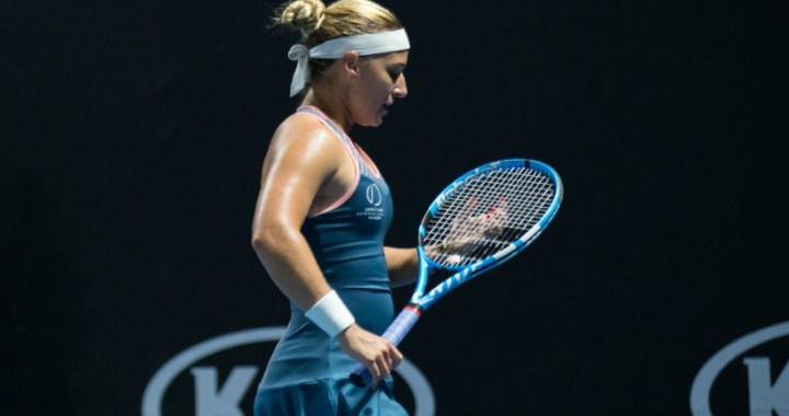 Dominika Cibulkova withdraws from the St.Petersburg Ladies Trophy tournament due to illness