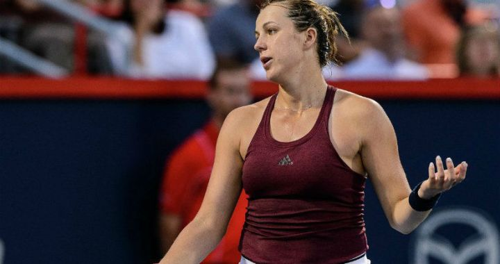 Hobart Anastasia Pavlyuchenkova lost to Vera Lapko at the start of the competition