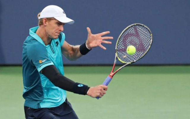 Kevin Anderson became the semifinalist of the tournament in Pune