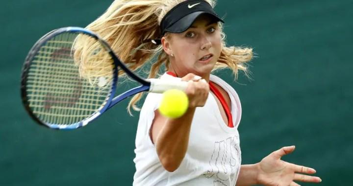 Melbourne. Anastasia Potapova was defeated by Madison Keys