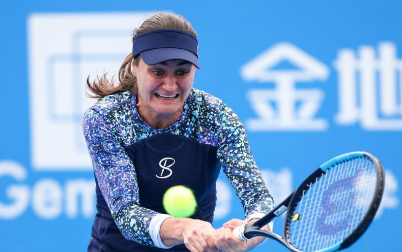 Monica Niculescu: Arrived in advance in Shenzhen, because of this, even celebrated Christmas on the plane_5c2cbd1608ba8.jpeg