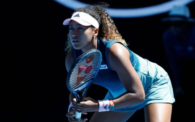 Naomi Osaka scored a strong victory in the 1/8 finals of the Australian Open