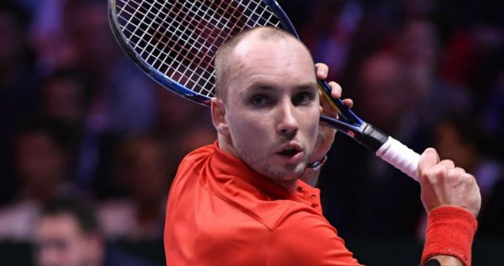 Pune Steve Darcis won the quarterfinals