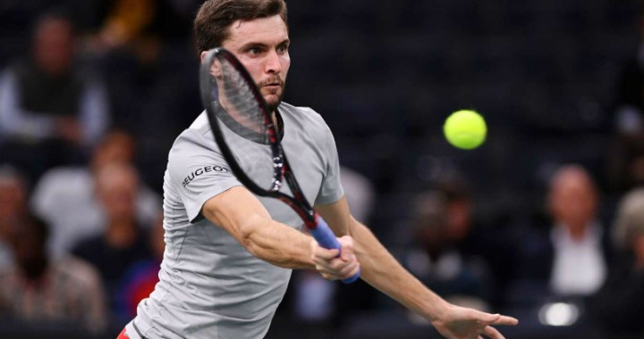 Sydney. Gilles Simon became the semifinalist of the competition
